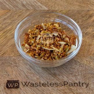 Toasted Almond and Cinnamon Protein Crunch